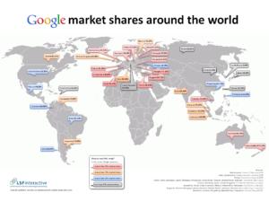 Międzynarodowa kampania linków sponsorowanych Google Ads